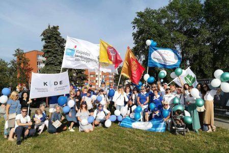 Klaipėdos bendruomenių asociacijai – dveji metai