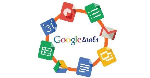 Galimybė nemokamai naudotis Google įrankiais