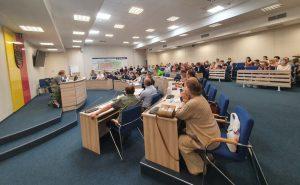 Klaipėdos bendruomenės dėl geležinkelio mazgo susisiekimo infrastruktūros projektų