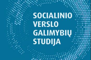 Socialinio verslo galimybių studija