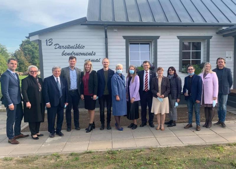 Kauno apskrities BO tarybų susitikimas