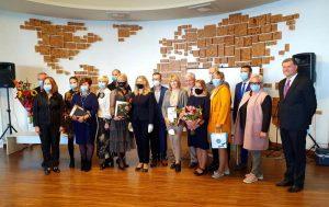 """""""Bendruomenė – Švyturys 2019 – kelias į sėkmę"""" nugalėtojai"""
