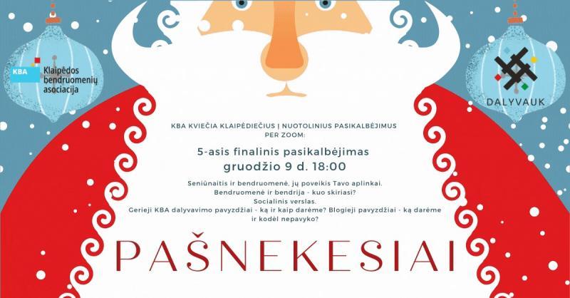 Klaipėdos bendruomenių asociacijos projektas