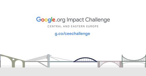 """Google.org Impact Challenge"" iniciatyva"