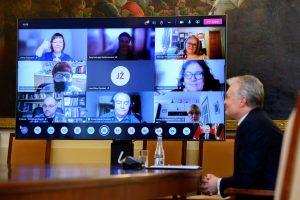 Vilniaus bendruomenių susitikimas su Prezidentu