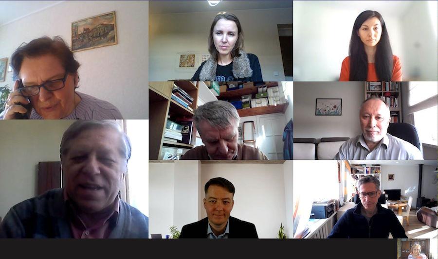 Susitikimas su M. Romerio universiteto mokslininkais