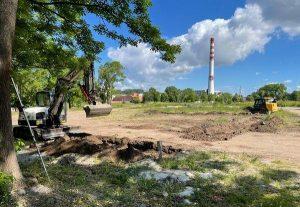 Read more about the article Klaipėdos bendruomenių asociacijos tinklinio aikštynas