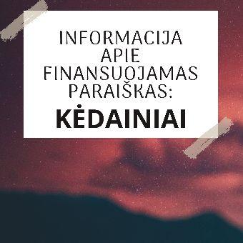 Read more about the article Kėdainių r. savivaldybės finansuojamų bendruomeninės veiklos stiprinimo projektų sąrašas