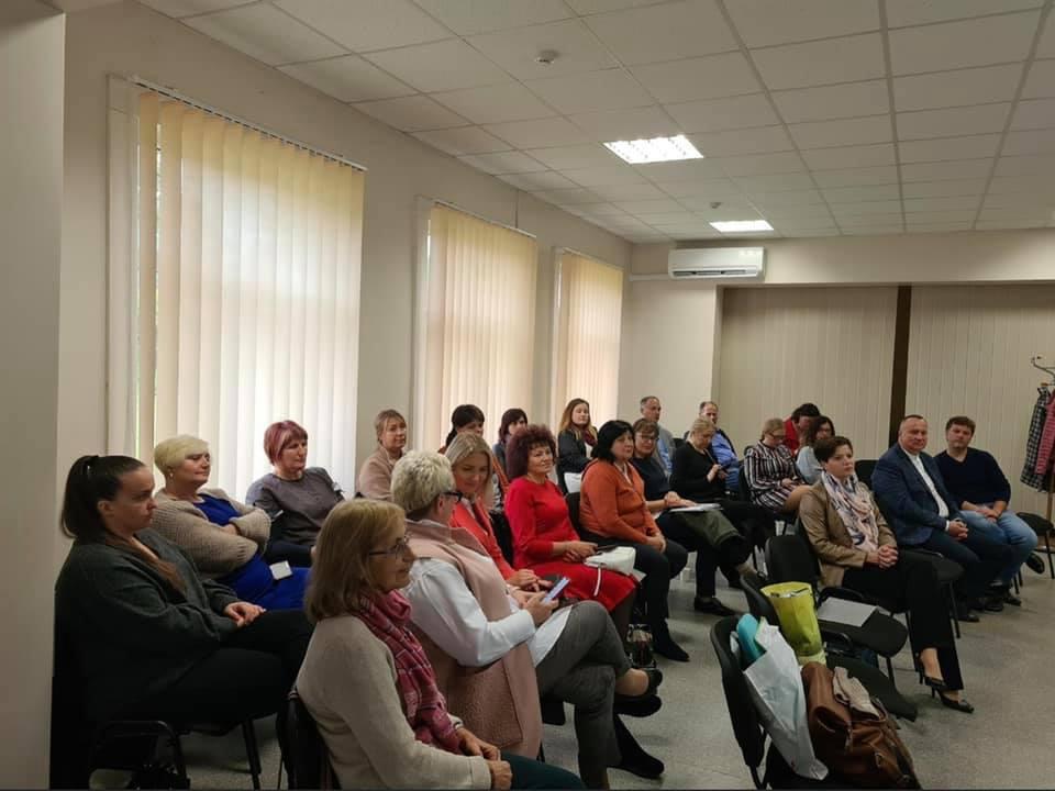 Read more about the article Lietuvos kaimo bendruomenių diskusijoje