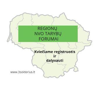 Read more about the article Kviečiame į regionų NVO tarybų ir NVO forumus