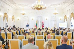 Read more about the article Lietuvos Regionų forume
