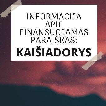 Read more about the article Kaišiadorių r. savivaldybės patvirtinti finansuojami projektai